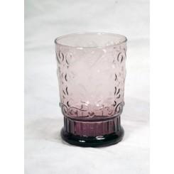 Drikkeglas - violet