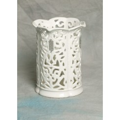 Porcelæn vase Crown