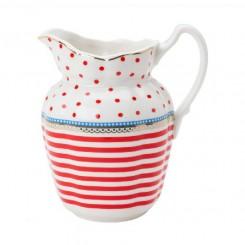 """Kande, """"Happy"""", porcelæn."""