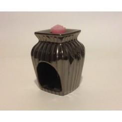 Duftgiver med fyrfadslys