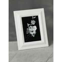 Hvid ramme til 1 stk. 13x18 billede