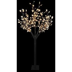 Løv træ med 300 ledlys