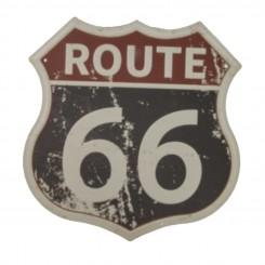 Rute 66 skilt
