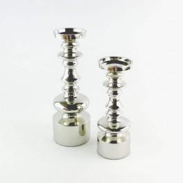 Forkromet Blokstage aluminium 24 cm