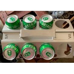 Øl holder V8